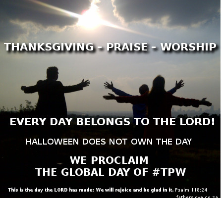 Global day of TPW - Worship