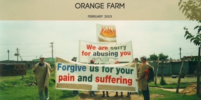 Orange Farm South Africa Repentance