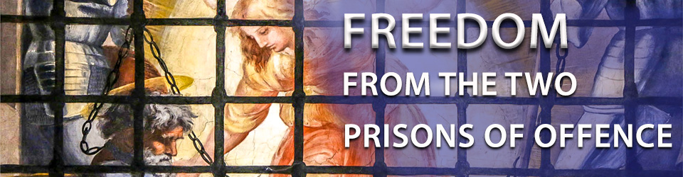 Freedom-from-the-Two-Prisons of offence
