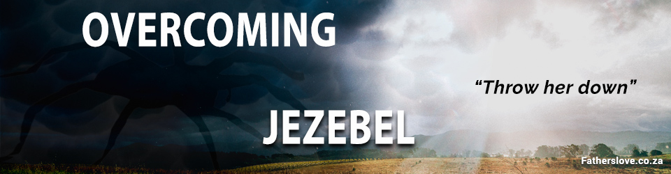 Overcoming jezebel throw her down