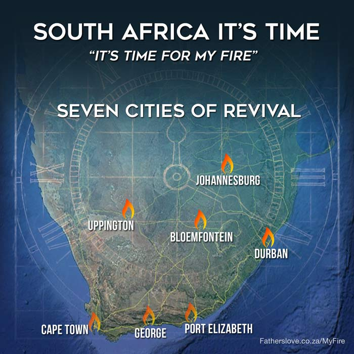 Revival seven cities of revival Its time