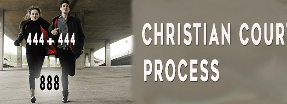 Christian Courtship Process