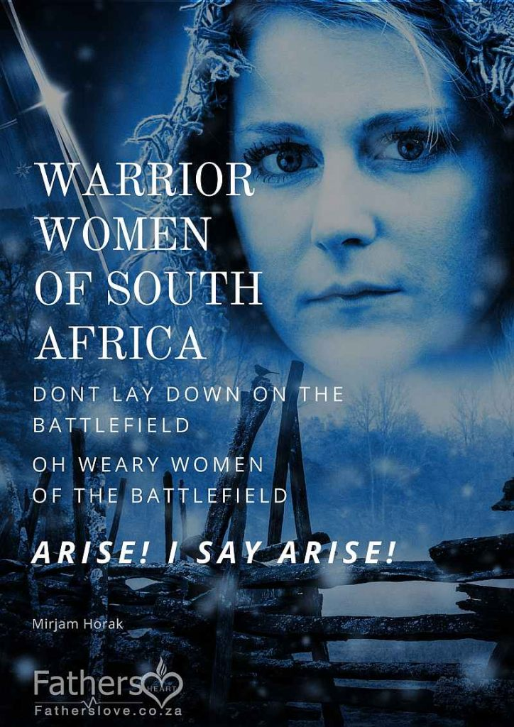 Warrior Women of South Africa