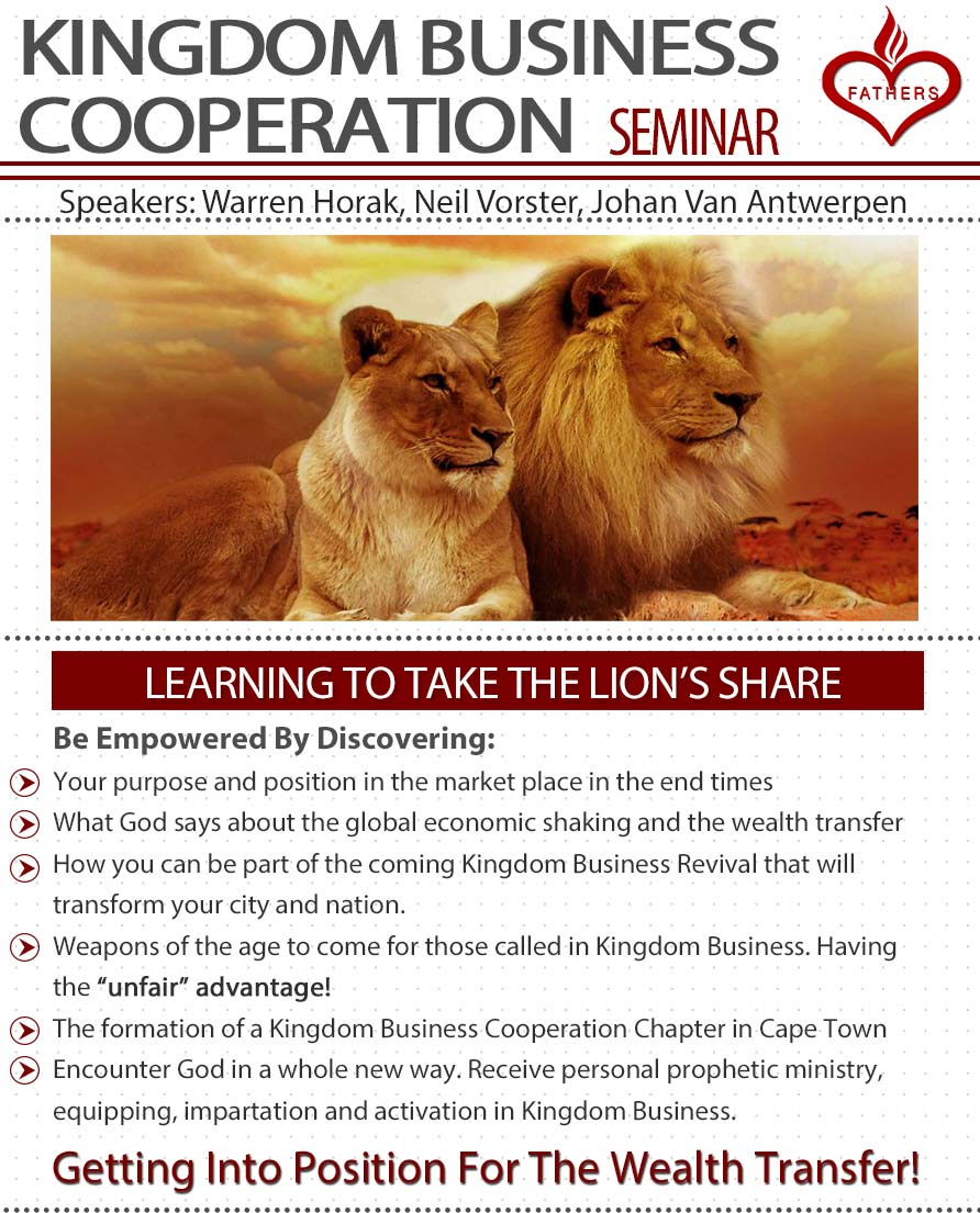 Kingdom-Business-Cooperation-Seminar-Cape-town