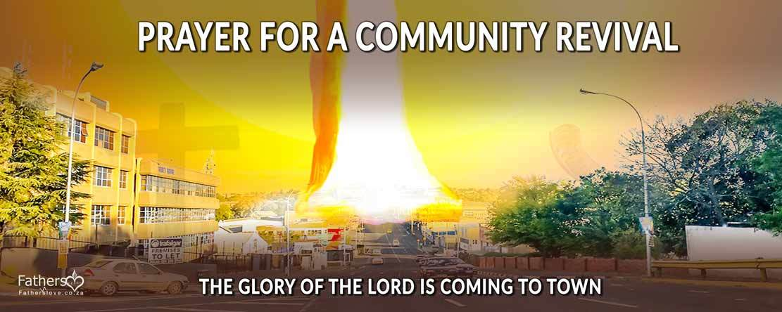 Prayer for a community