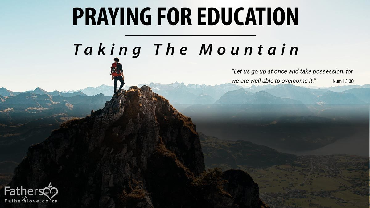 Prayer-for-Education in South Africa